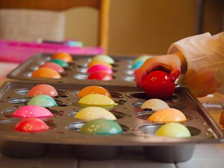 How To Make Easter Egg Dyes With Candies